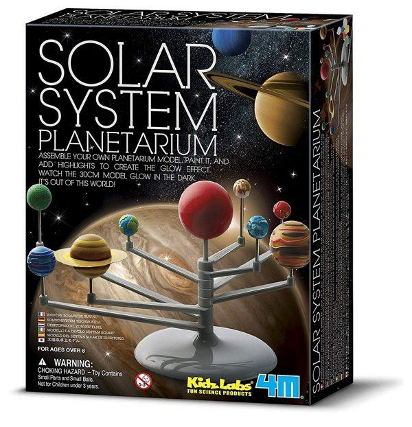 sistema solar regalo