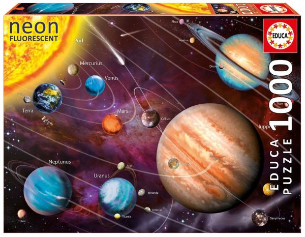 educa borras sistema solar