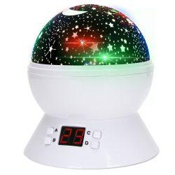 Proyector estrellas 360 grados