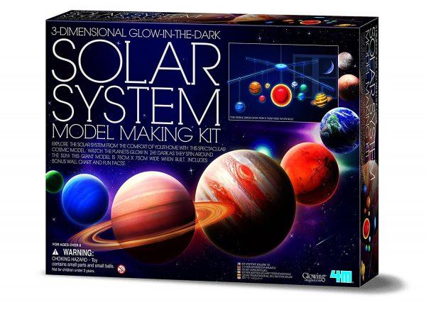 Sistema solar movil 4m