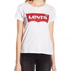 levis the tee camiseta mujer