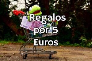 regalos amigo invisible 5 euros