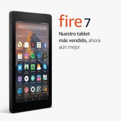 tablet fire 7 amigo invisible