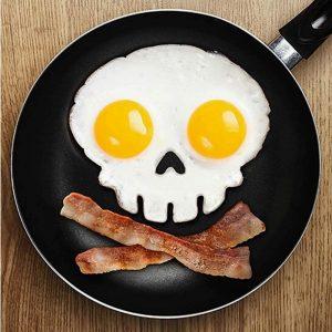 molde huevo frito