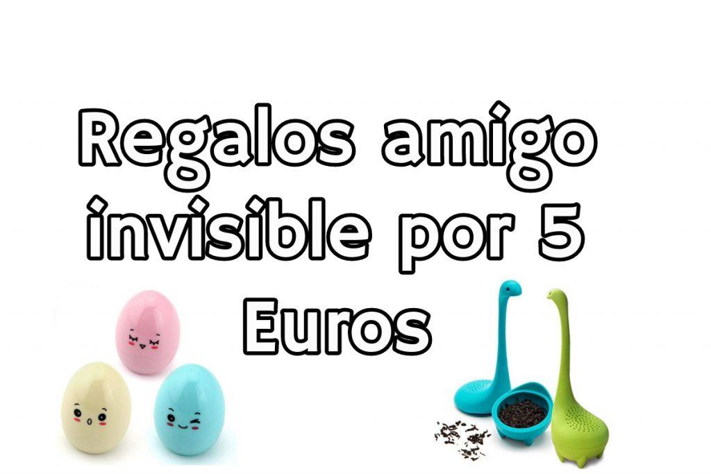 regalo amigo invisible 5 euros