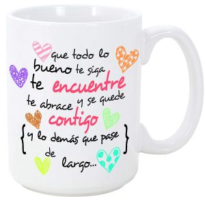regalo amigo invisible taza frases