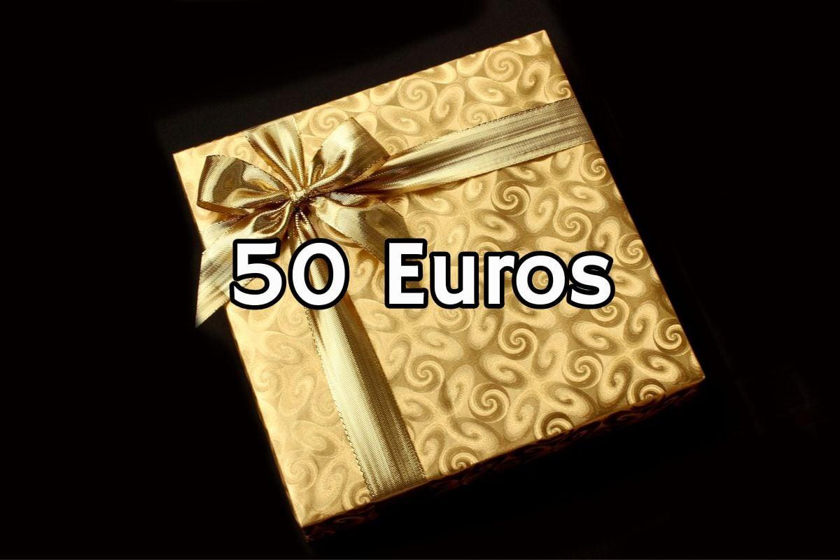 Las Mejores Ideas de Regalos de Amigo Invisible por menos de 50 Euros