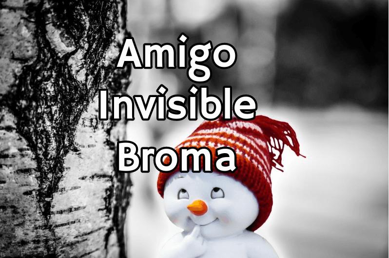 Divertidos Regalos para el  Amigo Invisible de Broma