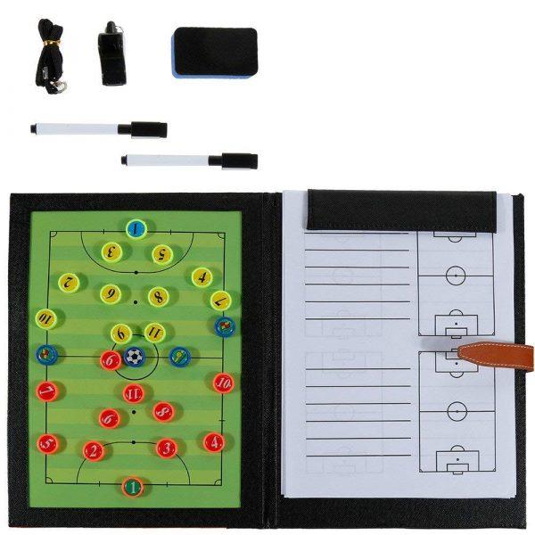 carpeta táctica fútbol