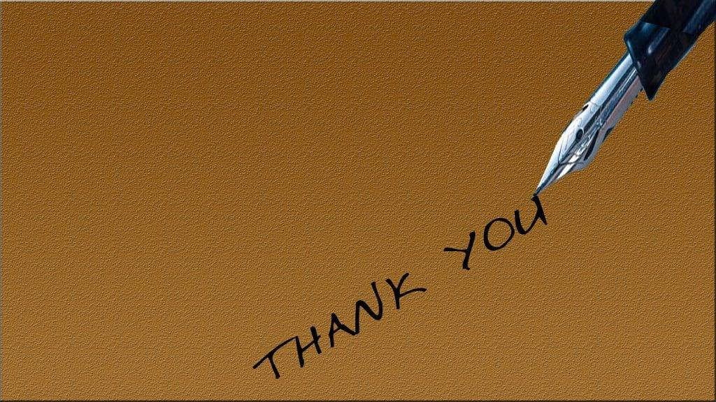 frases para agradecer a los amigos
