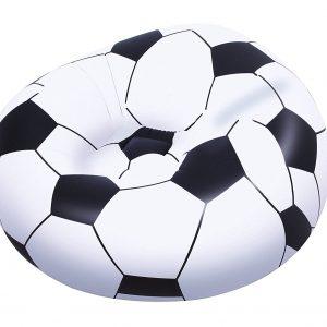 Puff sillon futbol