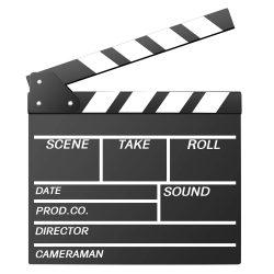 claqueta director cine