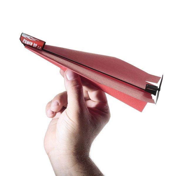 motor avion papel