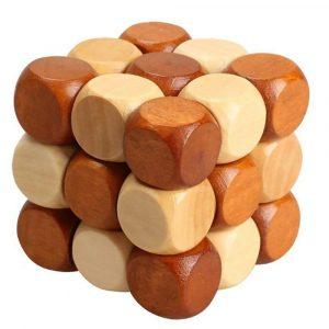 rompecabezas puzzle 3d
