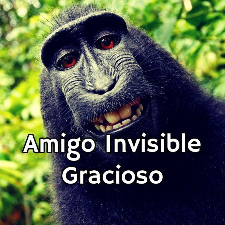 amigo invisible gracioso