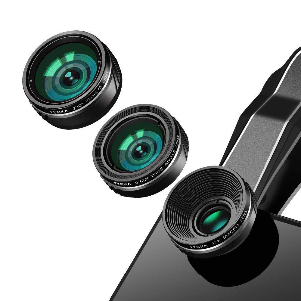 lentes para telefono movil