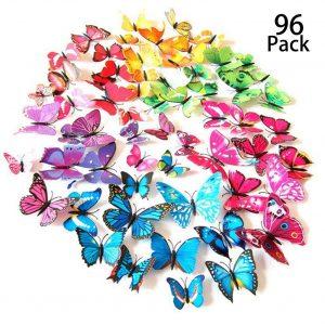 mariposas 3d