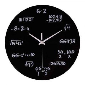 reloj ecuaciones