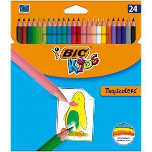 Caja 24 lapices colores