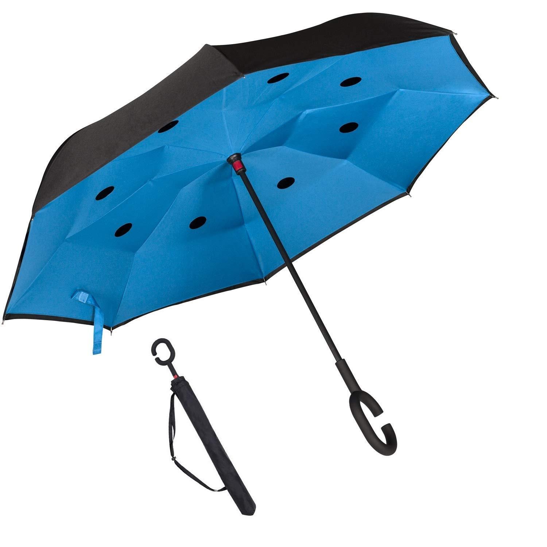 ver paraguas inverso