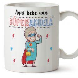 Taza para SuperAbuelas