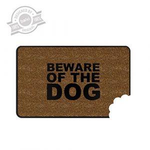 felpudo cuidado perro