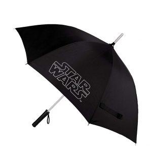 paraguas led starwars
