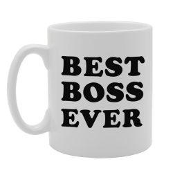 regalo para un jefe taza