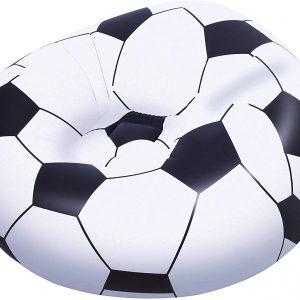puff balon futbol todos los equipos precio