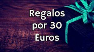 regalos amigo invisible 30 euros