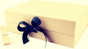 caja regalo amigo invisible
